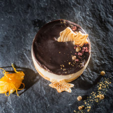 Narancsos-mézkémes tortácska