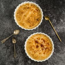 Earl Grey crème brûlée